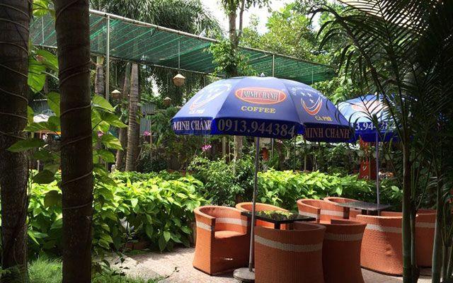 Khúc Thụy Du Cafe ở Đồng Tháp