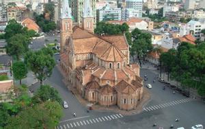 Nhà Thờ Đức Bà - Saigon Notre - Dame Basilica