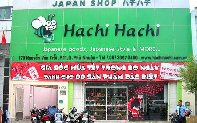 Hachi Hachi - Cửa Hàng Nhật Bản - Nguyễn Văn Trỗi ở TP. HCM