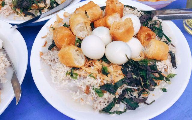 Cháo Sườn Trứng Chim Cút - Lương Sử C