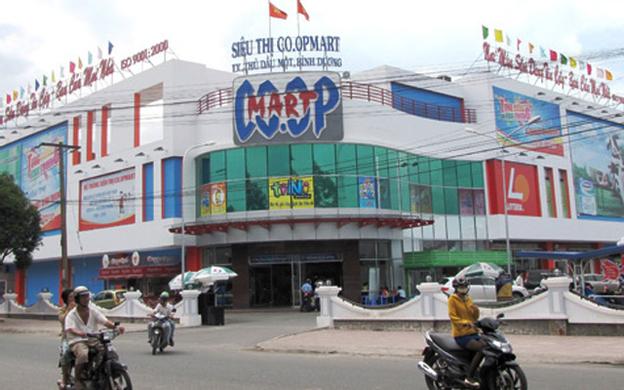 Đường 30 tháng 4, P. Chánh Nghĩa Thị xã Thủ Dầu Một Bình Dương