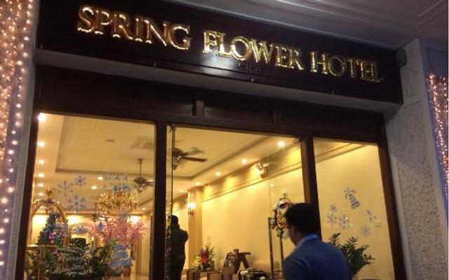 Spring Flower Hotel - Hàng Bồ ở Hà Nội