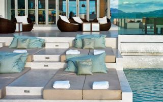 The Top Bar - A La Carte Da Nang Beach Hotel