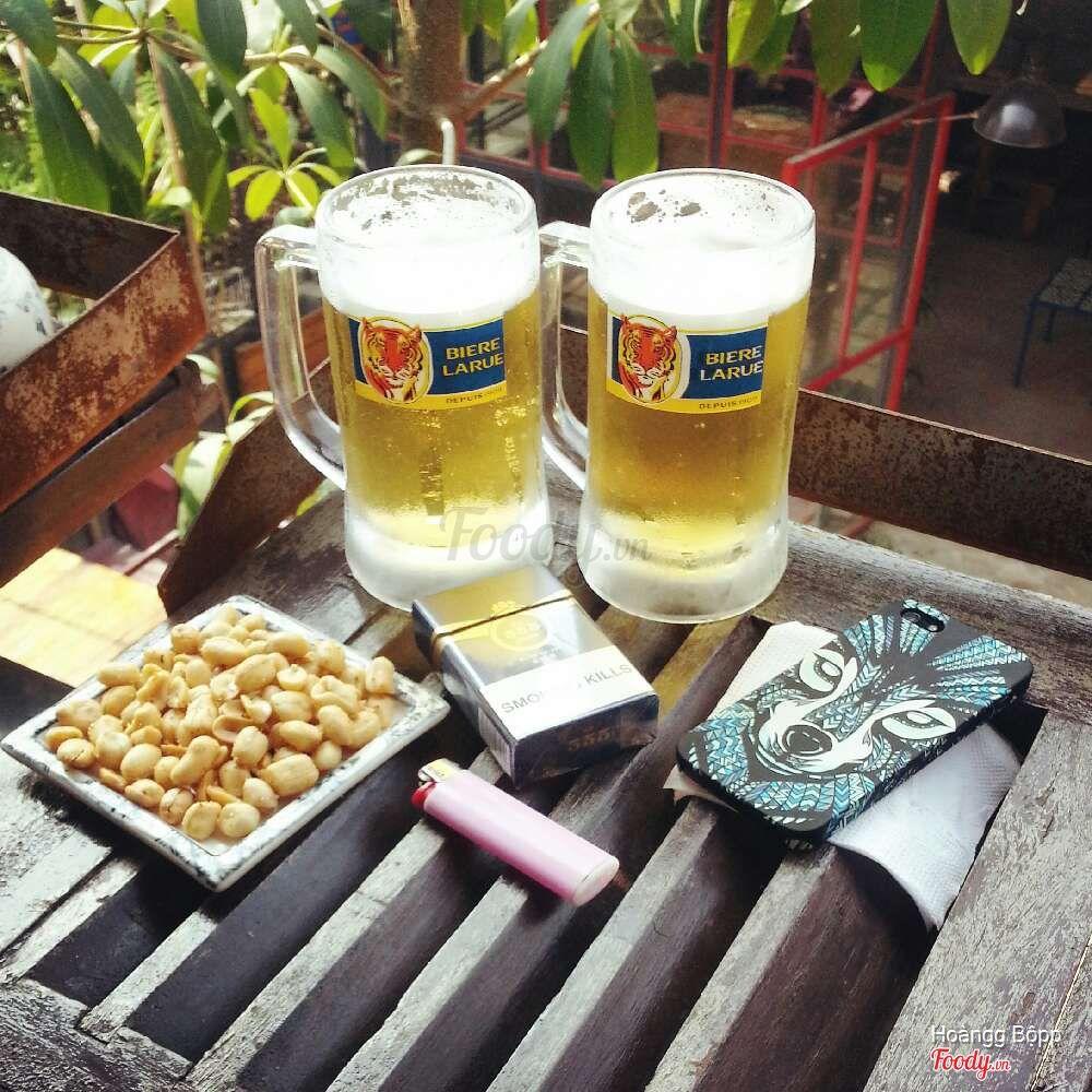Quán Nhậu T+ Beer Club