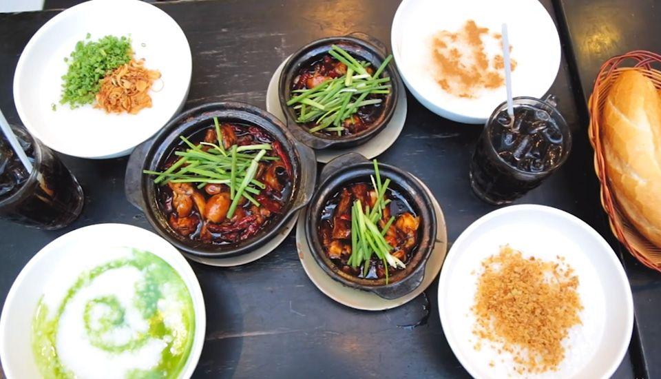 Sentosa Food - Cháo Ếch Singapore - Phan Xích Long
