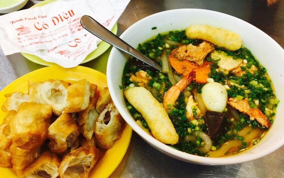 Cô Diệu - Bánh Canh Cua - Nguyễn Kiệm