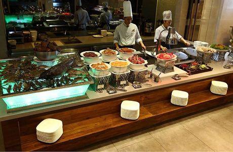 Central Restaurant - Liberty Central Saigon Citypoint - Pasteur