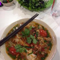 Khu Ẩm Thực Food & Joy - The Garden