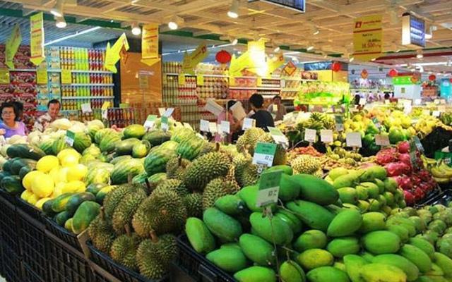 Big C An Phú ở TP. HCM