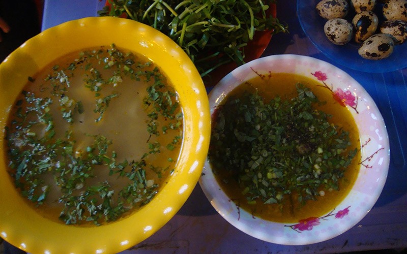 Ba Duy - Bánh Canh Cá Lóc