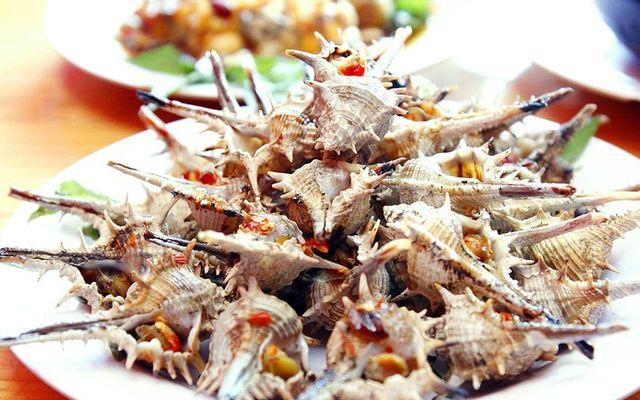 Ốc Cay - Uông Bí ở Quảng Ninh