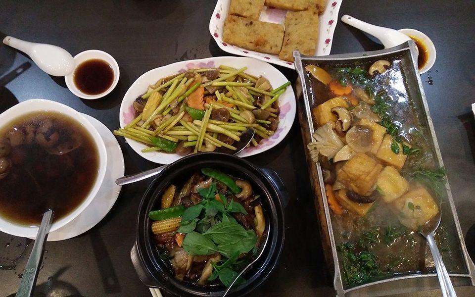 Bửu Lâm - Món Chay
