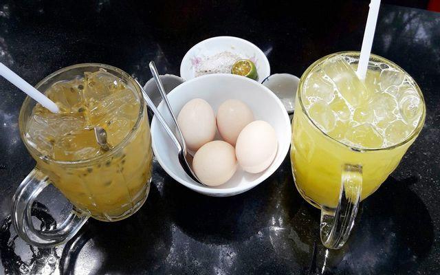 Nước Mía Lau - Trứng Gà Lòng Đào ở Vũng Tàu