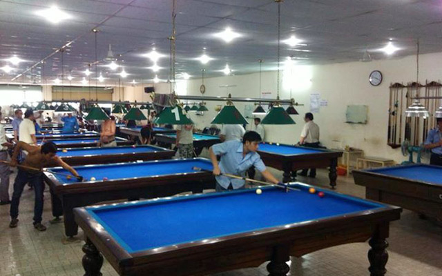 Hoàng Ngân Billiards