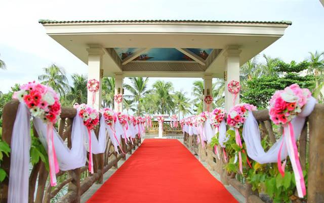 Lazor Garden Olalani Wedding Place - Nhà Hàng Tiệc Cưới ở Đà Nẵng