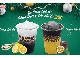 Dunkin' Donuts - Lotte Mart Nam Sài Gòn