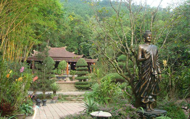 Huyền Không Sơn Thượng ở Huế
