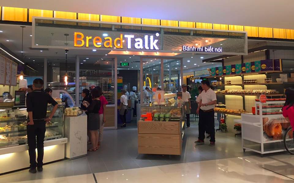 BreadTalk - SC VivoCity