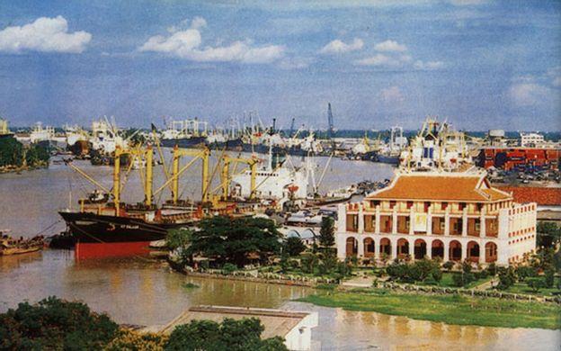1 Nguyễn Tất Thành, P. 12 Quận 4 TP. HCM