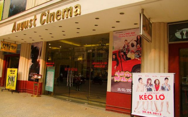 August Cinema - Hàng Bài ở Hà Nội