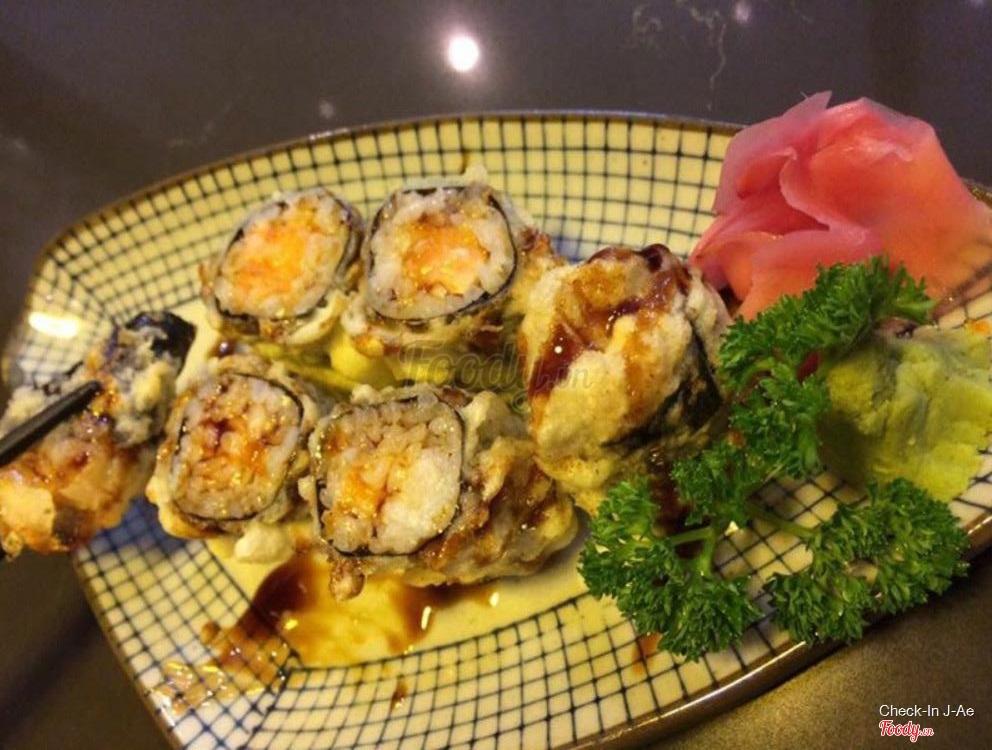 Món Nhật - Nhà hàng Daruma