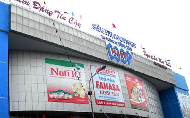 Siêu Thị Co.opMart - Bình Tân ở TP. HCM