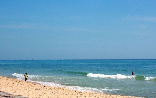 Bãi Biển Thuận An ở Huế