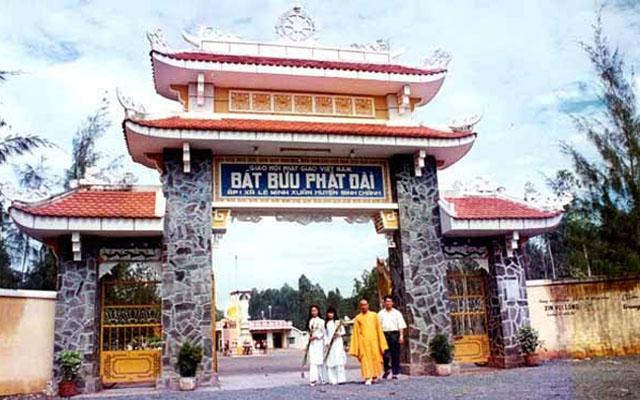 Bát Bửu Phật Đài - Phật Cô Đơn ở TP. HCM