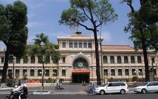 Bưu Điện Thành Phố Hồ Chí Minh