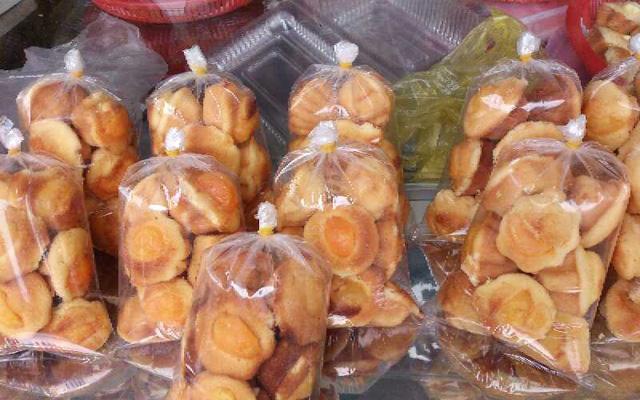 Bánh Bông Lan Tấn Phát ở Vũng Tàu