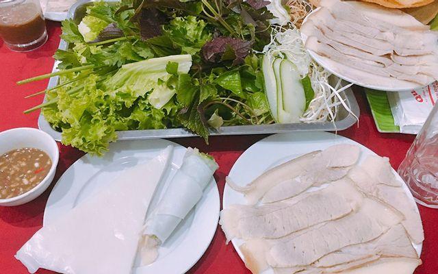 Mậu Con - Bánh Tráng Thịt Heo ở Đà Nẵng