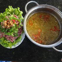 Bò Tơ Tây Ninh Năm Sánh - Phạm Hùng