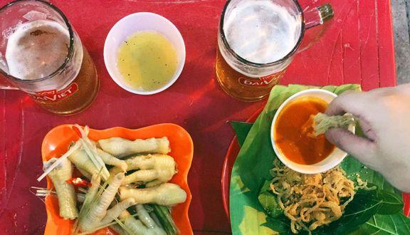 Bia Khánh Râu - Lương Ngọc Quyến