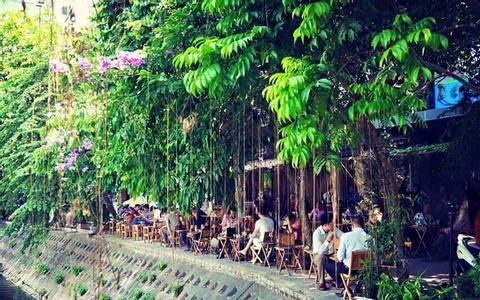 Top cafe chuẩn chỉ quanh Hồ Đắc Di - Đặng Văn Ngữ