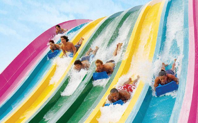Công Viên Nước - Vinpearl Resort Phú Quốc ở Phú Quốc