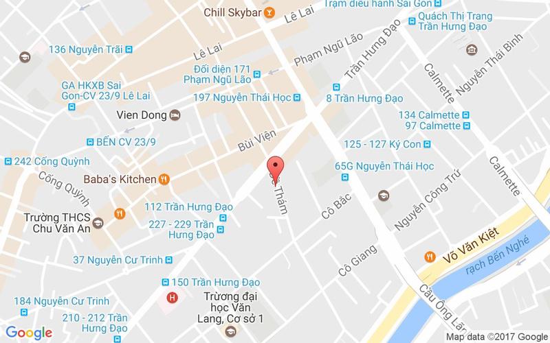 Bản đồ - Magnolia Kitchen & Cafe