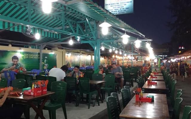 Quán Cát - Hải Sản - Chợ Đêm Dinh Cậu ở Phú Quốc