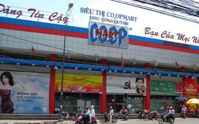 Siêu Thị Co.opMart - Cống Quỳnh ở TP. HCM
