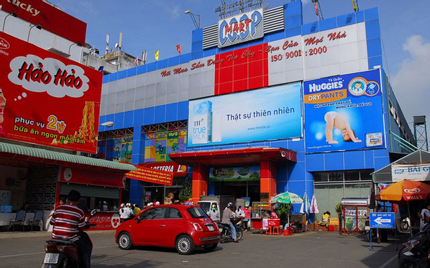 127 Đinh Tiên Hoàng, P. 3 Quận Bình Thạnh TP. HCM