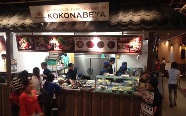 Kokonabeya - AEON Mall Bình Dương ở Bình Dương