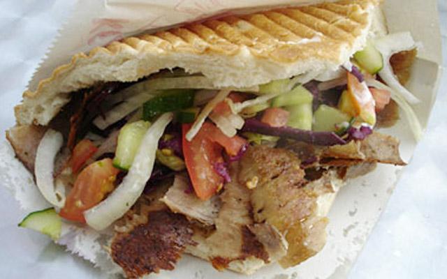 Bánh Mì Thổ Nhĩ Kỳ Doner Kebab - Nguyễn Thái Sơn