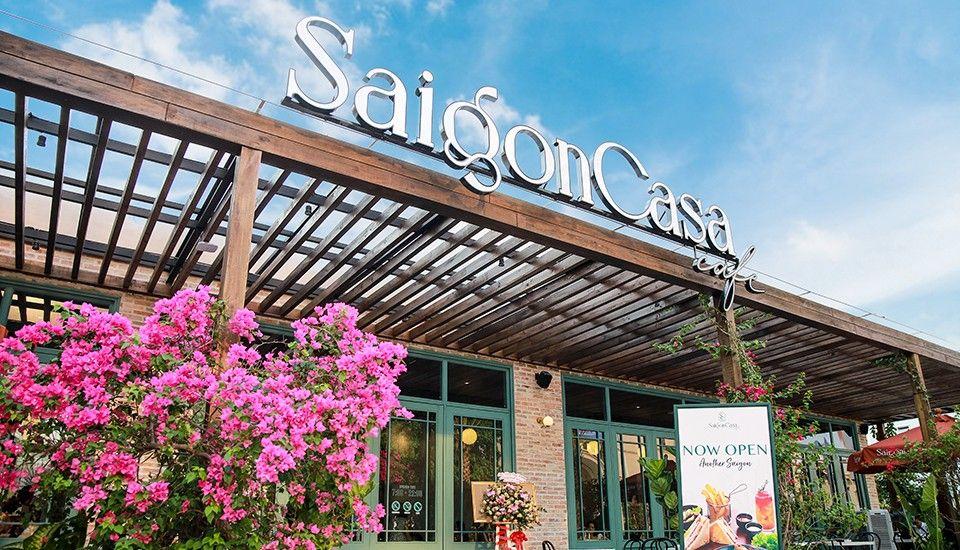 Saigon Casa Café ở Quận 3, TP. HCM | Foody.vn