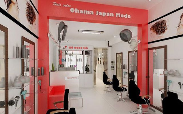 Ohama - Hair Salon Japan Mode