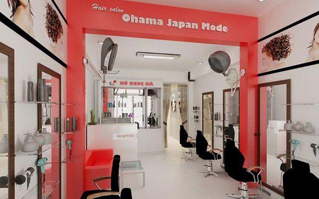 Ohama - Hair Salon Japan Mode ở TP. HCM