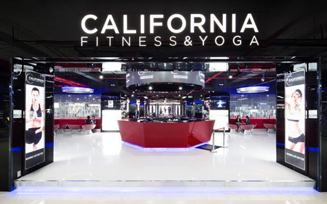 California Fitness & Yoga - Parkson Hùng Vương