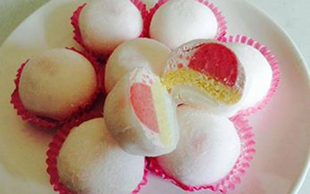 Bánh Tuyết Thiên Sứ - Phan Đình Phùng ở Đồng Nai