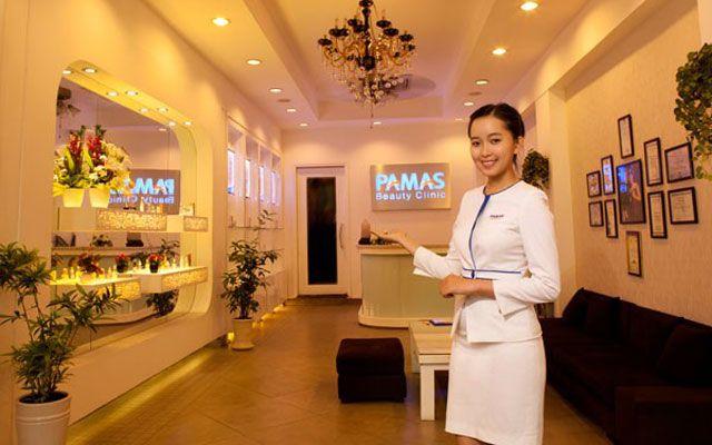 Pamas Beauty Clinic - Sương Nguyệt Ánh