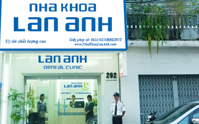 Nha Khoa Lan Anh - Huỳnh Văn Bánh
