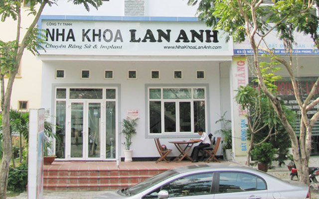 Nha Khoa Lan Anh - Hà Huy Tập ở TP. HCM