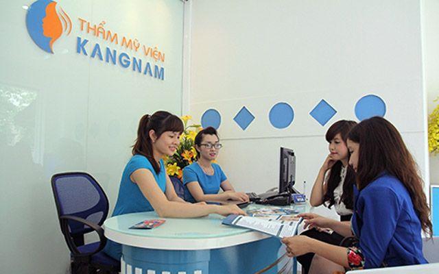 Thẩm Mỹ Viện Kangnam - Công Nghệ Hàn Quốc ở TP. HCM